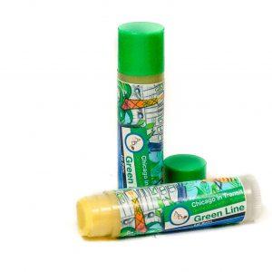 Green Line Lips